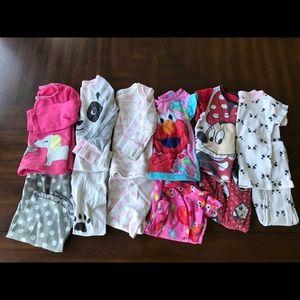 Other - 12 month pajama bundle
